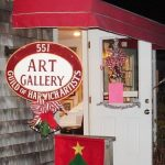 Guild of Harwich Artists - Annual Holiday Ornament Sale