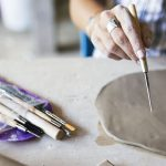ArtsAfterSchool: It's Never Drab Working with Slab! Ages 11-17