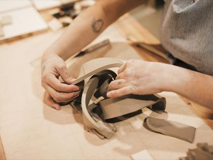 Contemporary Handbuilding with Jacob Estevez