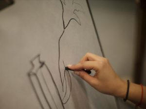 Drawing 101: An Easy and Fun Approach with Melanie Gillis