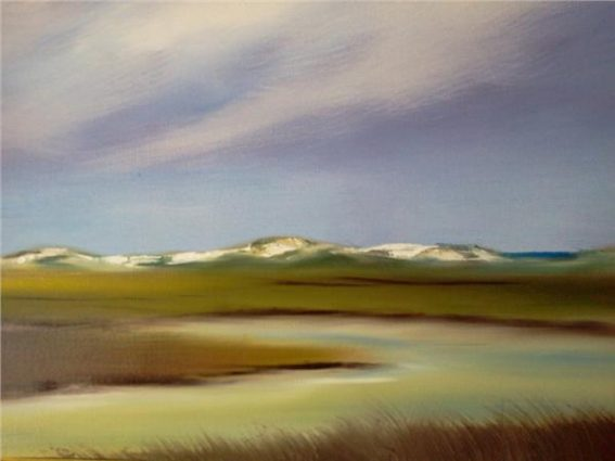 Big Brush Painting with Joe Gallant 2021