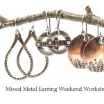 Metalsmithing 101: Mixed Metal Earring Weekend Wor...