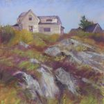 ONLINE: Structures in the Landscape – Pastel Painting, with Betsy Payne Cook