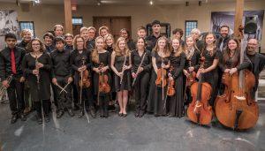 Cape Symphony Youth Orchestra Program