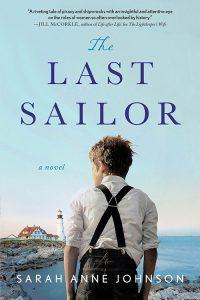 Author Talk: Sarah Anne Johnson, THE LAST SAILOR