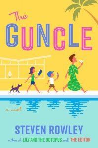 Author Talk: Steven Rowley, THE GUNCLE