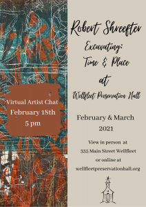 Virtual Artist Chat with Robert Shreefter