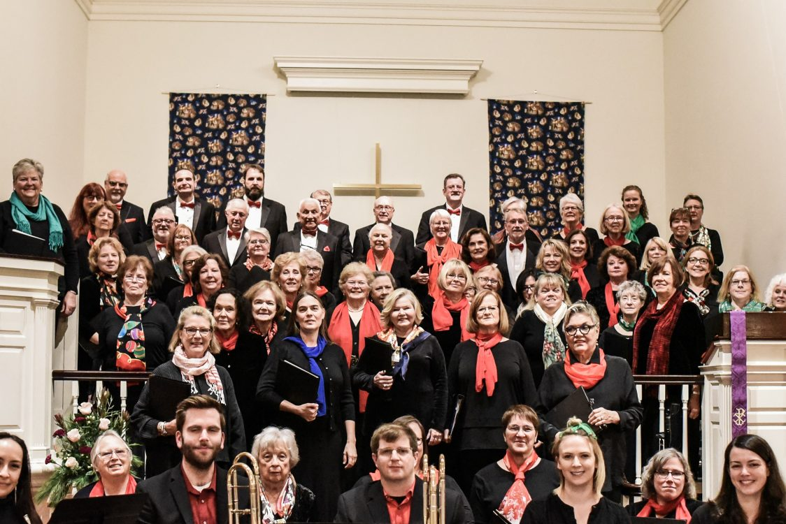 Come Join the Cape Cod Chorale for our Spring Virt...