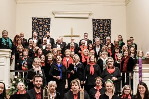 Come Join the Cape Cod Chorale for our Spring Virtual Season!