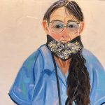 "The ""Cape Cod Pandemic Heroes"" Exhibit: Portraits by Patty Barnes"