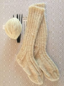 Learn to Knit Socks From the Top Down with Kirsten West