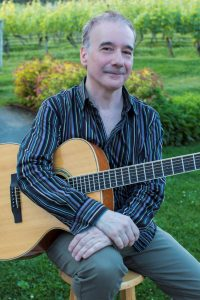 CANCELLED! FromTheBeatlesto Stevie Wonder: A Night with Guitarist Gregg Sullivan