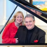 "LIVE! Stream: ""Winter Romance"" ~ An Afternoon with Pianist Fred Boyle and Vocalist Leslie Boyle"