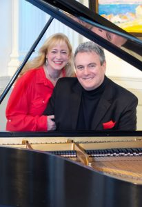 "CANCELLED ""Winter Romance"" ~ An Afternoon with Pianist Fred Boyle and Vocalist Leslie Boyle"