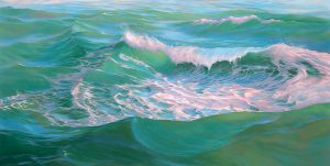 ONLINE: Painting Ocean Waves, with Livia Mosanu Added