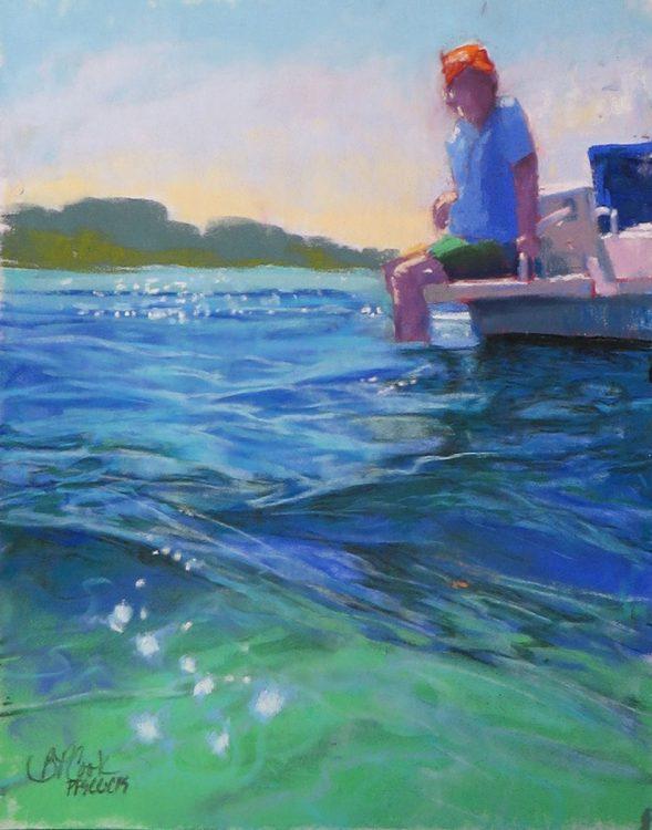 ONLINE: Figures in the Landscape – Pastel Painti...