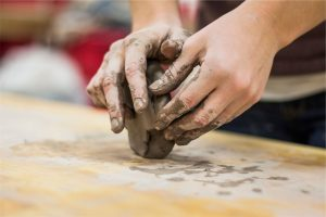 CANCELLED! ONLINE: Kitchen Table Clay, with Holly Heaslip
