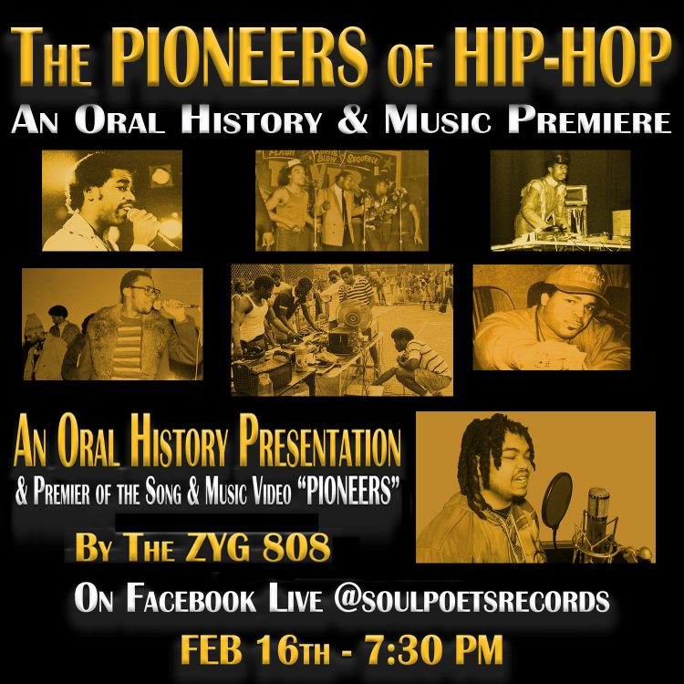 The PIONEERS of HIP-HOP: An Oral History & Mus...