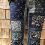 Patch-Making ONLINE WORKSHOP: Visible Mending With...
