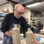 Clay Woodfire Class with Hollis Engley and Kimberly Sheerin