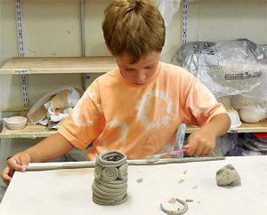Summer Clay Camp: Animals – Oh My! with Rebecca Butler