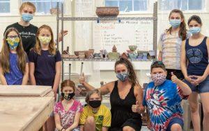 Summer Clay Camp: Handbuilding with Kim Sheerin