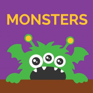 Summer Clay Camp: Monsters and Robots! with Rebecca Butler