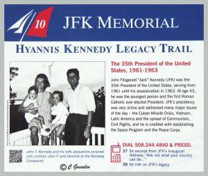 Kennedy Legacy Walking Trail