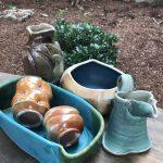 Independent Study with Ceramic Artist, Sarah Carus...