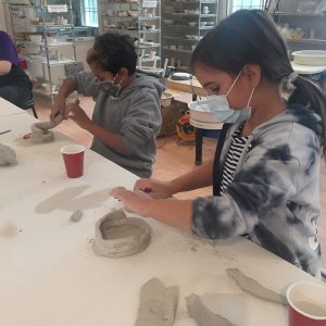 Clay Exploration for 6-8 Year Olds: Fairies and Dragons, Oh My! with Hope Salamone
