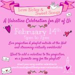 Love Notes & Sweet Songs: A Valentine Celebration For All of Us