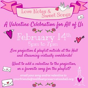 Love Notes & Sweet Songs: A Valentine Celebrat...