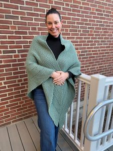 Learn to Knit a Danish Shawl from the Top Down, wi...