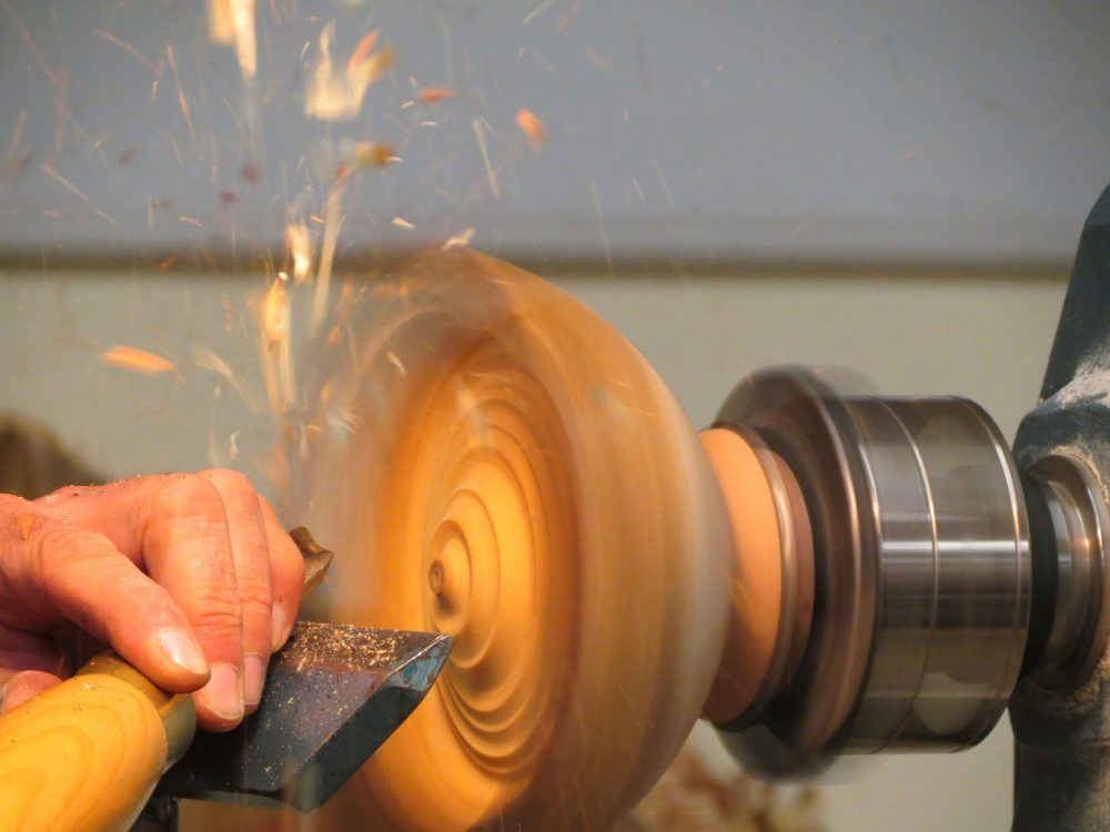 ONLINE-OR-IN PERSON-Woodturning: Mastering the Bas...