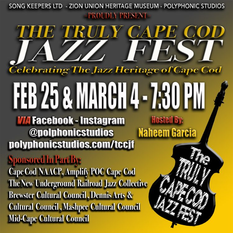 The TRULY Cape Cod Jazz Fest