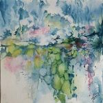 Zoom Watercolor - Abstracts in Watercolor with Sue...