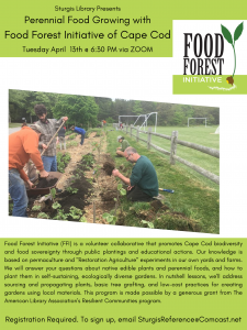 Perennial Food Growing with Food Forest Initiative...