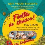 Payomet's Fiesta de Musica! Featuring Las Cafeteras