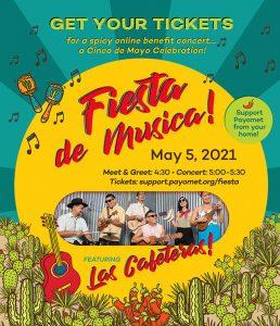 Payomet's Fiesta de Musica! Featuring Las Cafetera...