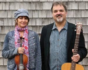Rose Clancy & Max Cohen: A Streaming Saint Patricks Day Concert