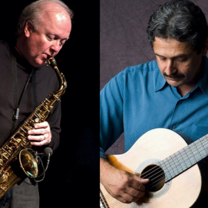 Bruce Abbott & Dennis Costa - a live-streaming concert from CCMoA