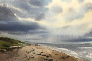 Online Workshop: Moving Along with Watercolor – The Landscape with Marian Colman