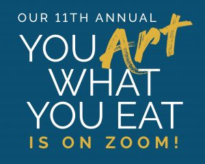 You Art What You Eat 2021 - April 20