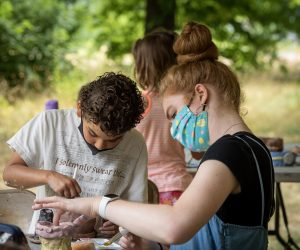 Summer Clay Camp: Around the House with Rebecca Butler