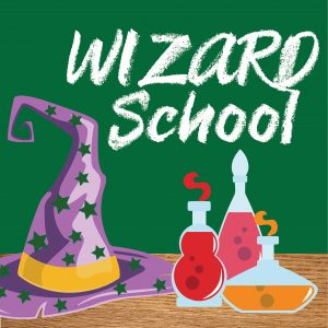 Art Camp: Wizard School with Rebecca Butler