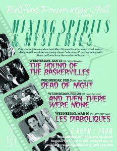 Mixing Spirits & Mysteries: Les Diaboliques