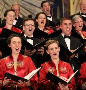Gloriae Dei Cantores Virtual Easter Concert