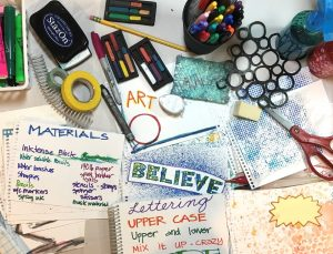 The Art Journal Workshop,with Lenore Lyons
