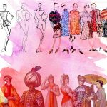 CANCELLED! ONLINE-Kids Couture: Fashion Illustration, with Grace Emmet