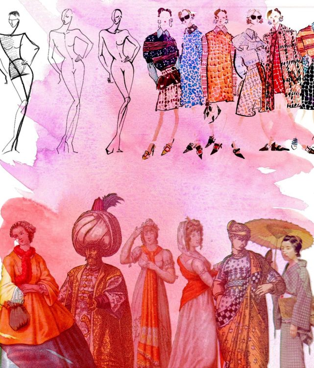 ONLINE-Kids Couture: Fashion Illustration,with G...